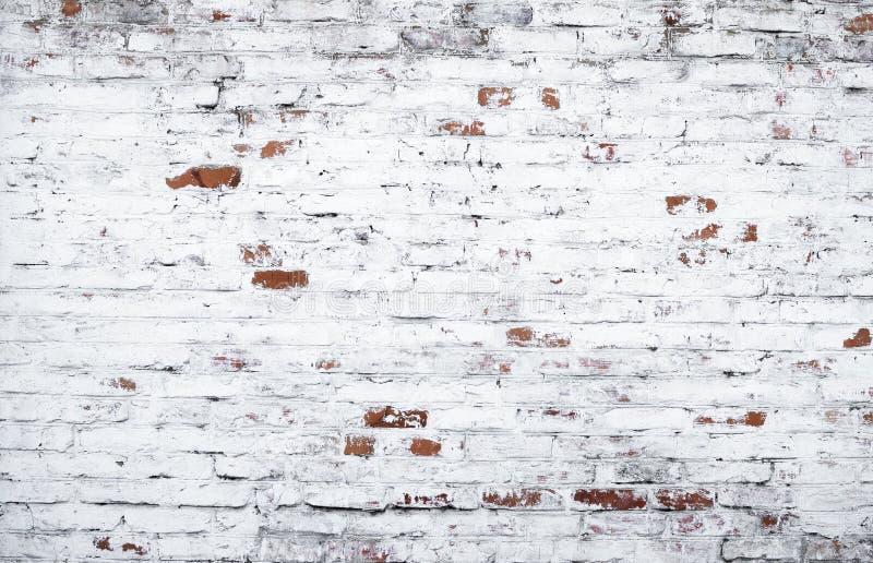 Parede de tijolo suja imagem de stock