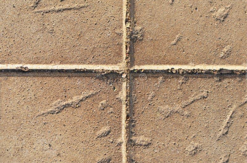 Parede de um close-up branco do tijolo foto de stock royalty free