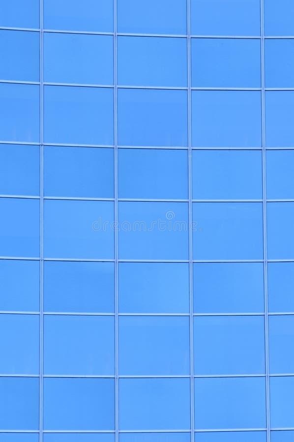 Parede de vidro fotos de stock
