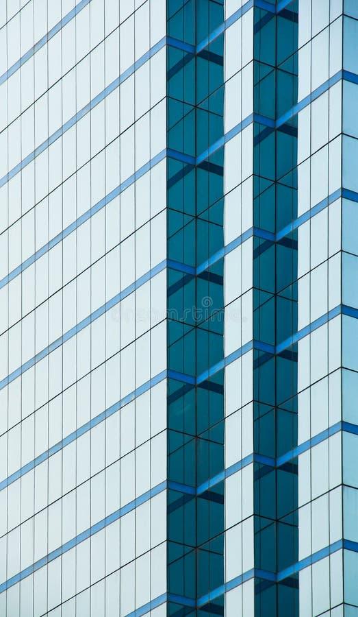 Download Parede De Vidro Azul Da Construção Moderna Imagem de Stock - Imagem de cidade, exterior: 29826959