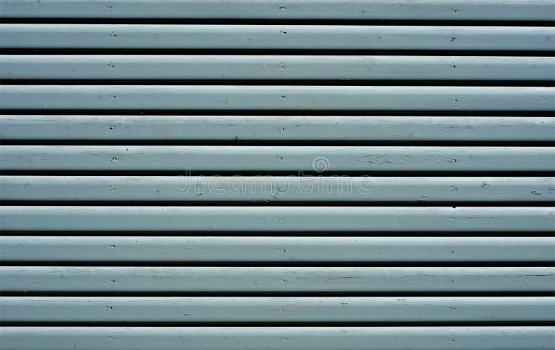 Parede derramada azul velha imagens de stock