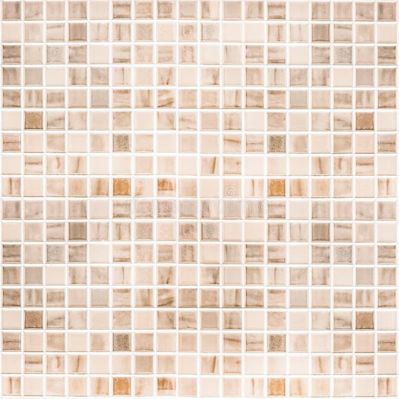 Parede do azulejo do vintage, banheiro do projeto da casa imagens de stock royalty free