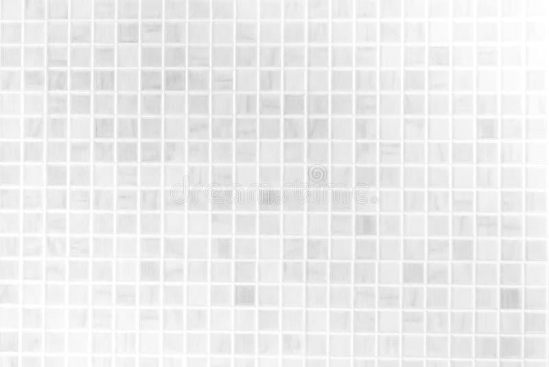 Parede do azulejo do vintage, fundo da parede do banheiro do projeto da casa foto de stock