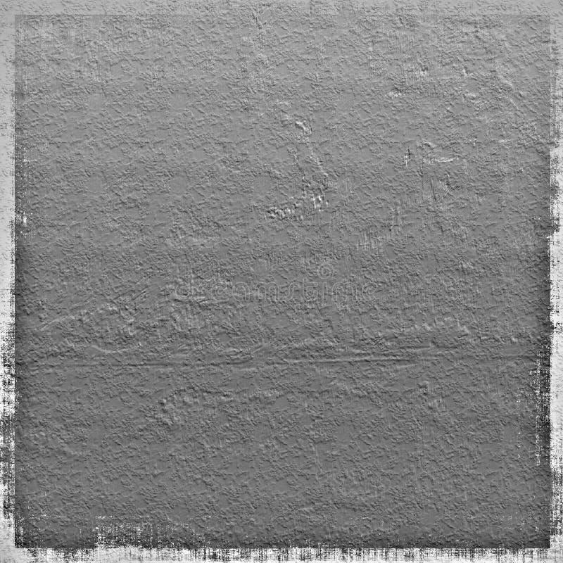 Parede do cimento de Grunge ilustração royalty free