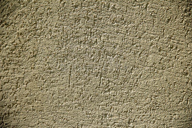 Parede do concreto e do tijolo com textura do emplastro imagem de stock