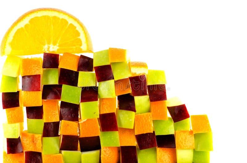 Download Parede do fruto foto de stock. Imagem de fome, fruity - 29826636