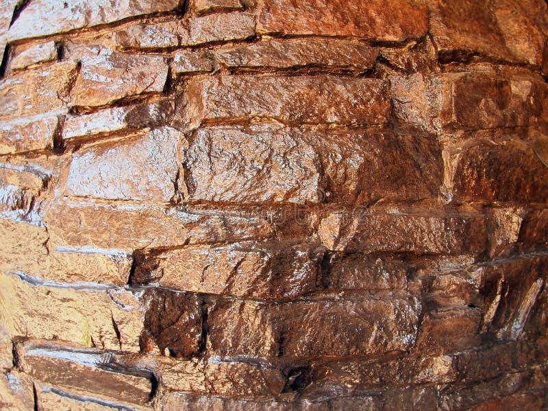 A parede do grande close up de pedra natural imagem de stock