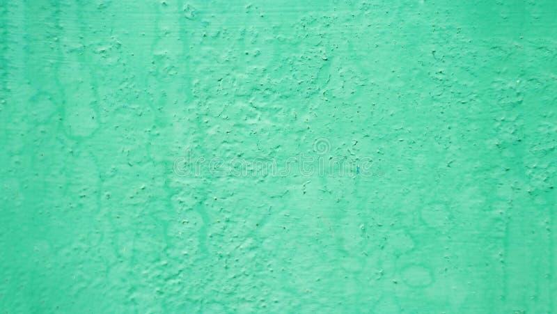 Parede do Grunge com quebras e pintura do descascamento Textura de madeira do Close-up imagens de stock