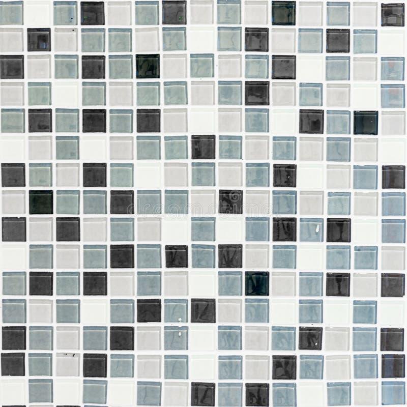 Parede do mosaico ilustração royalty free