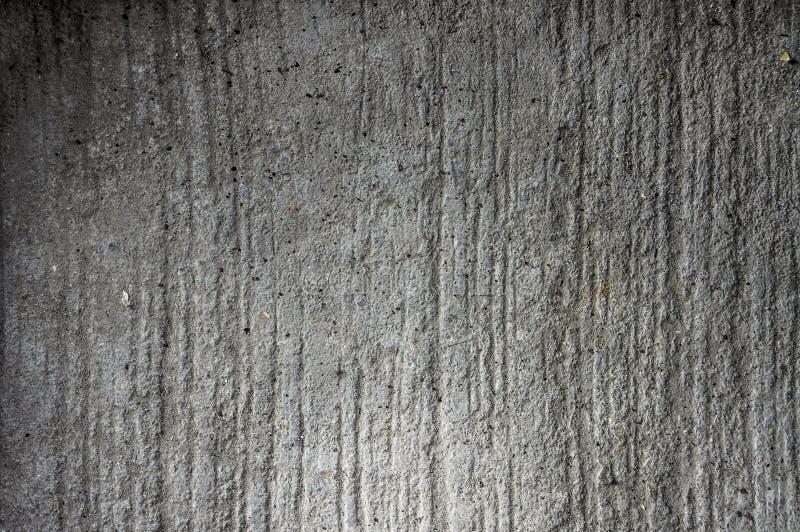 Parede escura velha suja do cimento de Grunge foto de stock royalty free