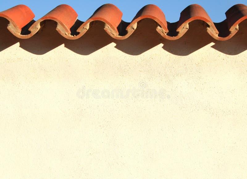 Parede Espanhola Fotos de Stock