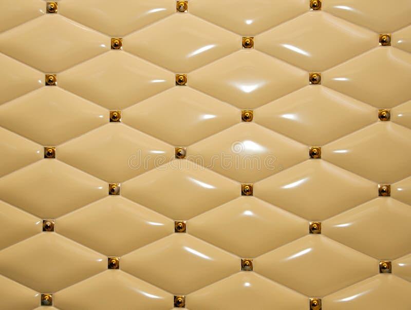 Download Parede Instável Da Cerâmica Do Vintage Imagem de Stock - Imagem de quadro, luxo: 16874669