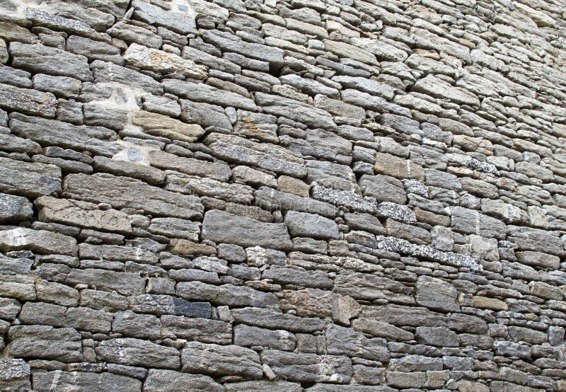 Parede libanesa nativa da pedra calcária fotos de stock royalty free
