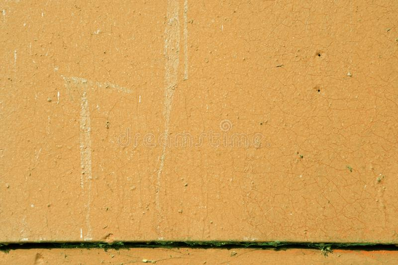 A parede pintada velha do Grunge da cor verde da casa tonificou abstraia o fundo imagens de stock