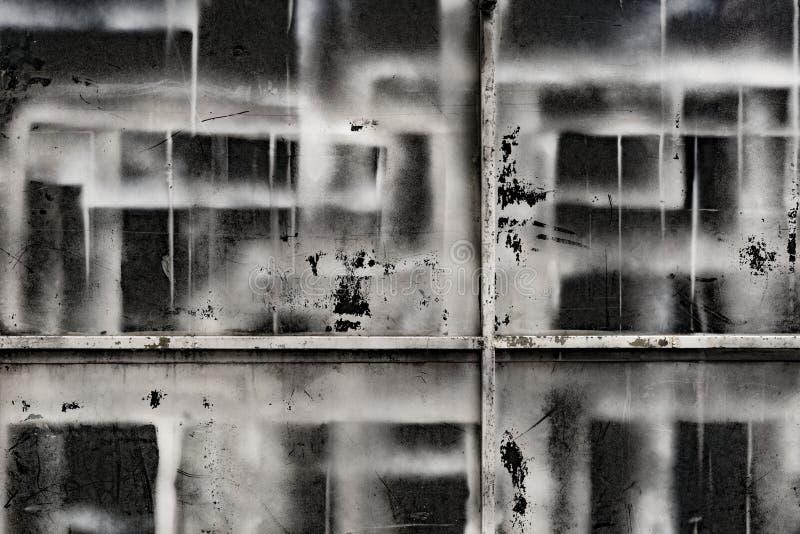 parede Pulverizador-pintada foto de stock royalty free