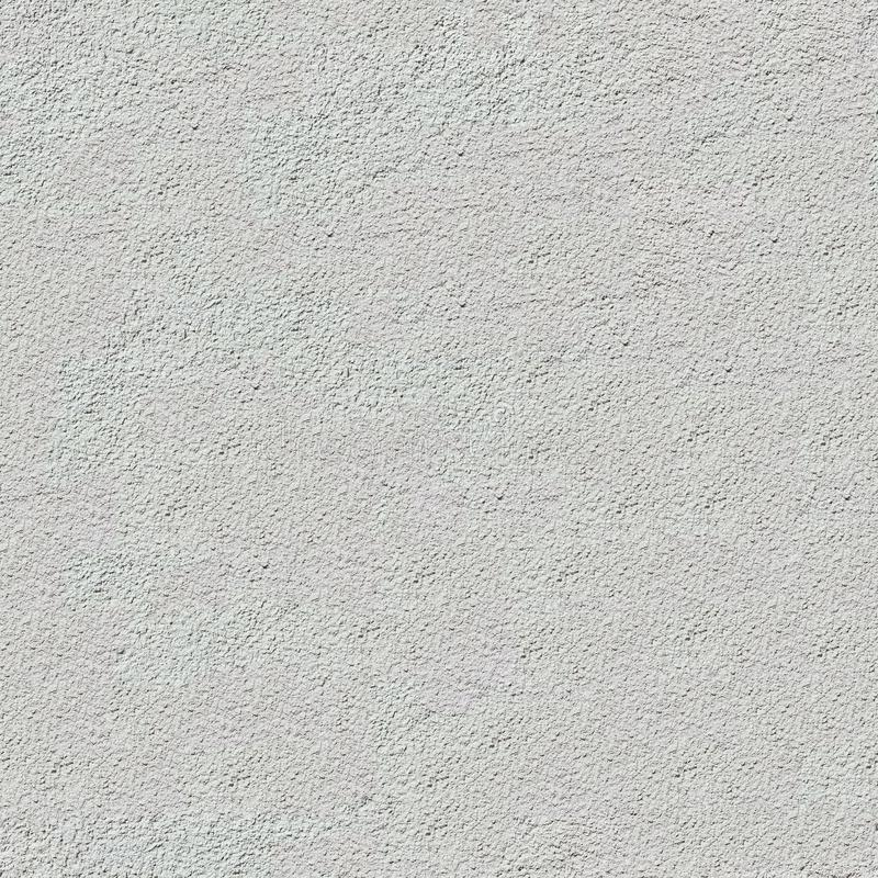Parede Textured branca do emplastro Textura sem emenda de Tileable foto de stock
