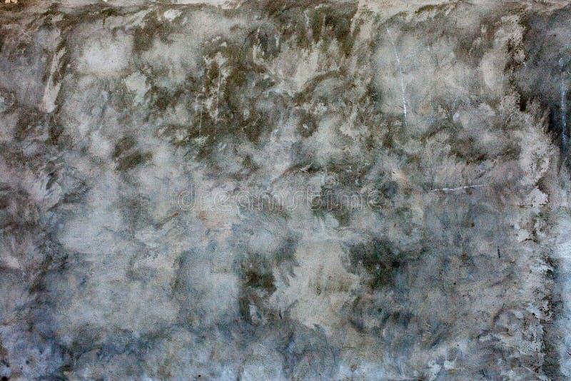 Parede Textured concreta suja resistida ilustração royalty free