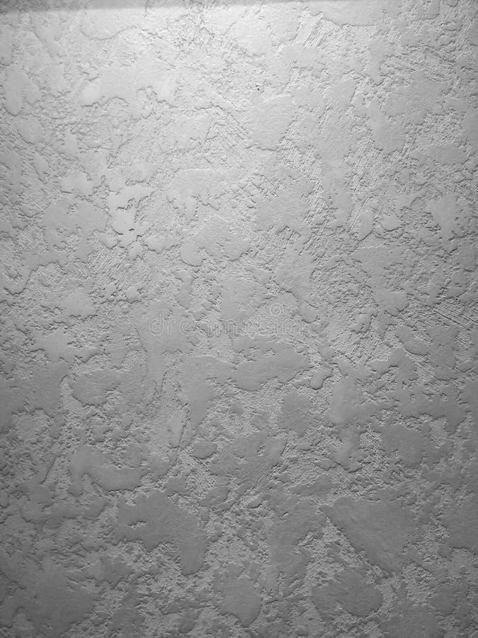 Parede textured preta no emplastro decorativo, fundo imagens de stock royalty free