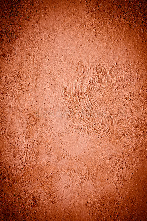 Parede vermelha do Grunge (textura urbana) fotos de stock