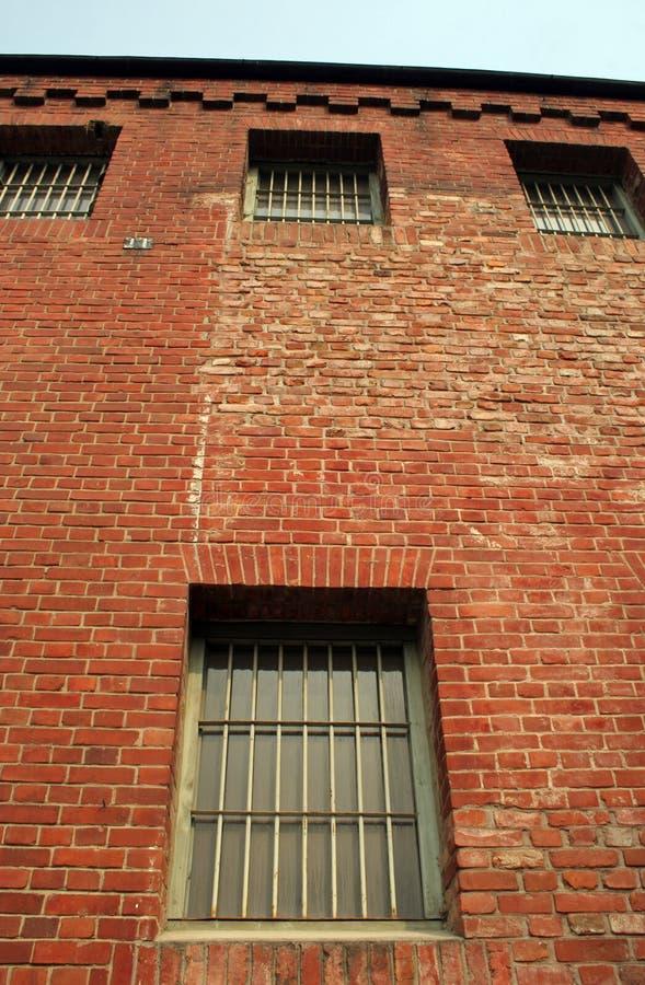 Download Paredes da prisão imagem de stock. Imagem de fechamento - 530239