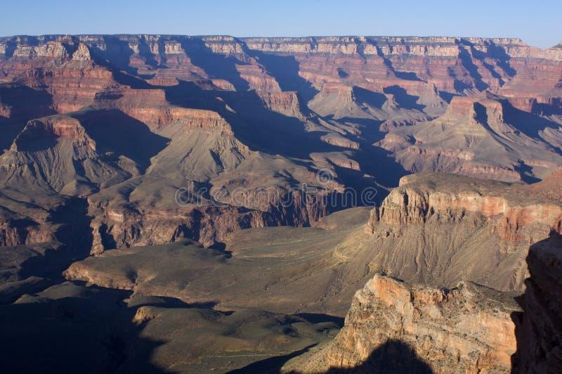 Paredes de barranca magnífica internas, Arizona, los E.E.U.U. fotografía de archivo