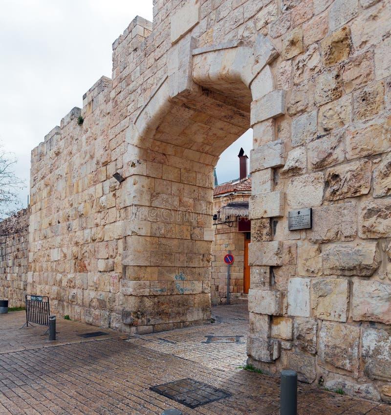 Paredes Archivos: Paredes De La Ciudad Antigua, Jerusalén, Israel Foto De