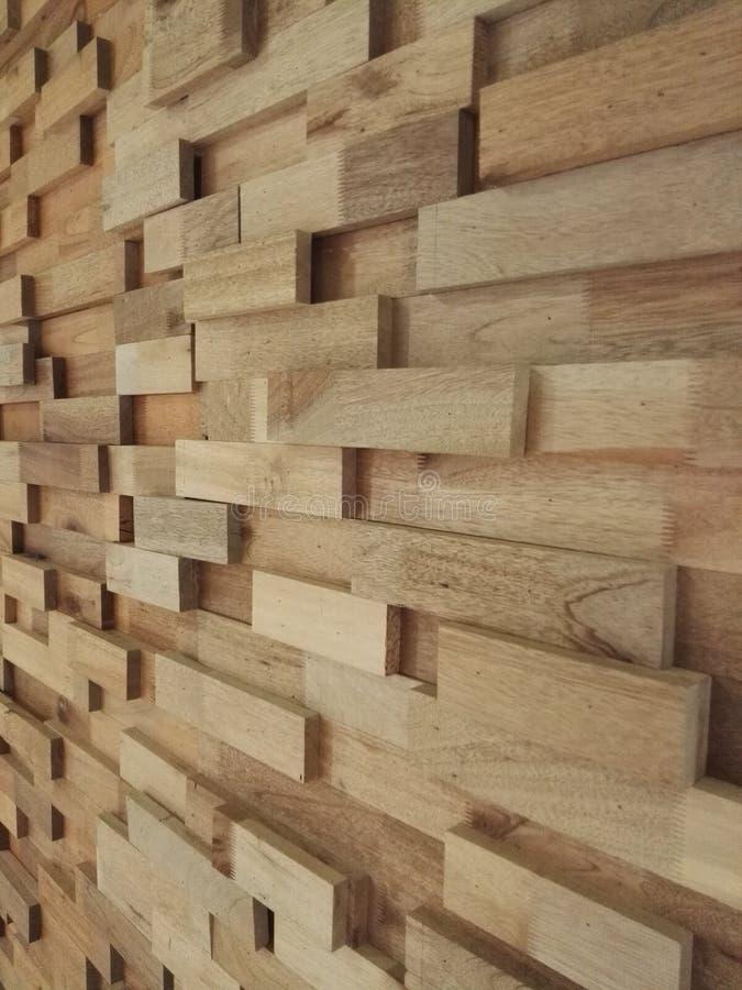 Paredes de madeira fotografia de stock royalty free