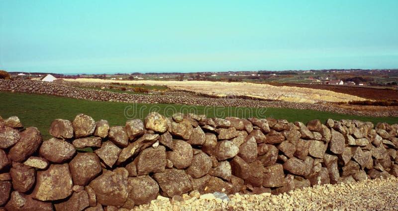 Paredes De Pedra No Holywood, Irlanda Do Norte Imagem de Stock Royalty Free