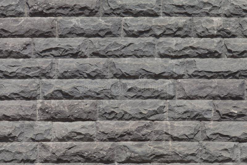 Paredes de pedra velhas do fundo sem emenda da textura, parede do fundo imagem de stock