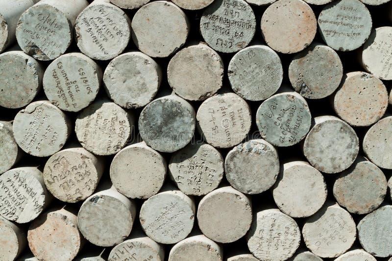 Paredes De Piedra Imágenes de archivo libres de regalías