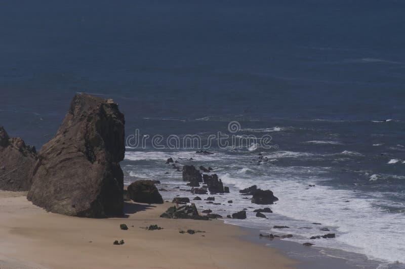 paredes de plage photo libre de droits