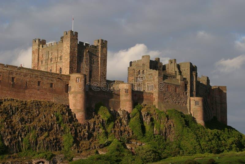 Paredes do castelo foto de stock royalty free
