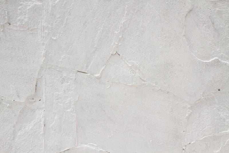Paredes lavadas blanco imágenes de archivo libres de regalías
