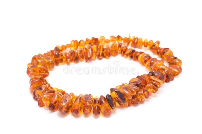 Parels amber. stock foto