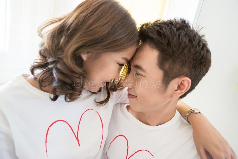 Paren in liefde royalty-vrije stock foto