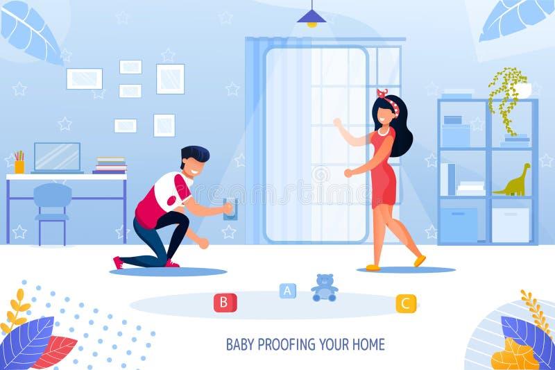 Child Safety Home Stock Illustrations 3 582 Child Safety Home Stock Illustrations Vectors Clipart Dreamstime
