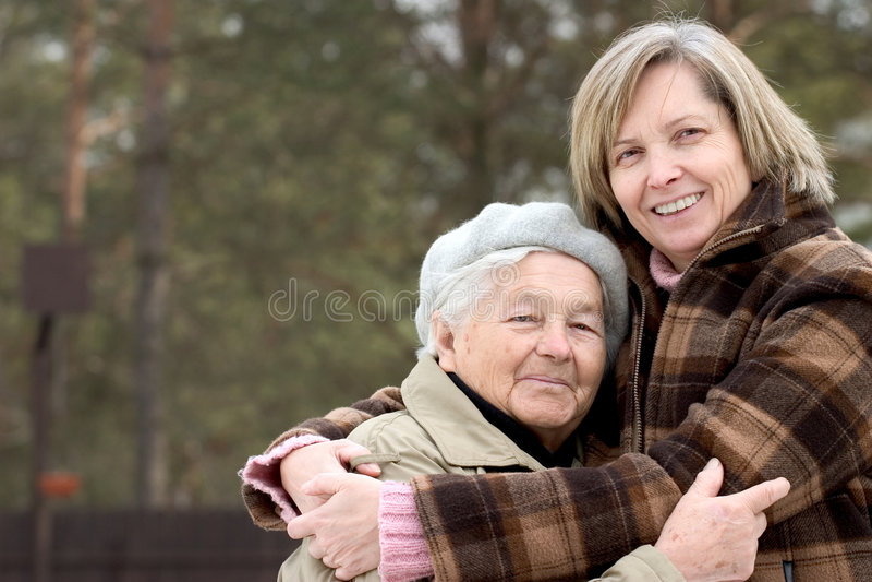 Parental love royalty free stock photo