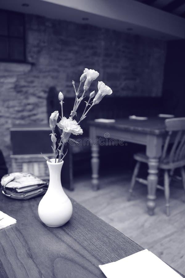Parenthèse de barre de bracke de voyage de restaurants photographie stock