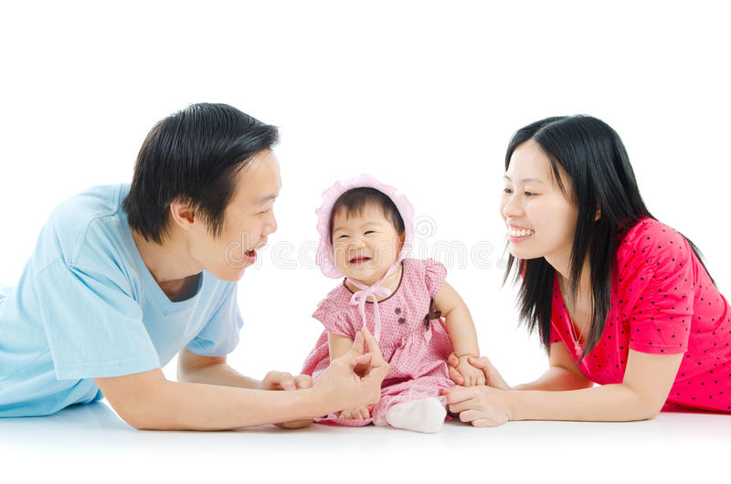 parenthood photographie stock libre de droits
