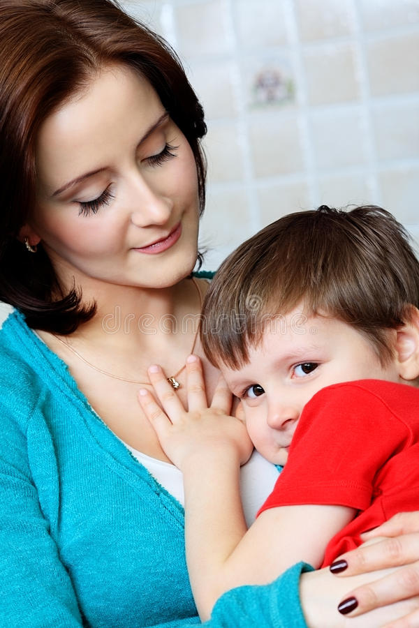 Parenting Стоковое Изображение RF