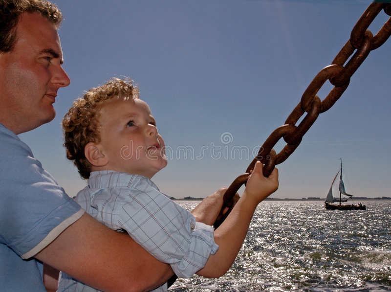 Download Parenting stock photo. Image of holiday, care, safe, coast - 6035980