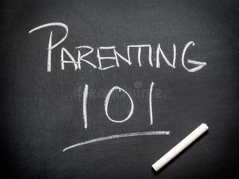 Download Parenting course stock photo. Image of concept, blackboard - 37977700
