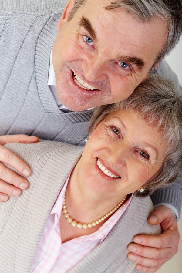 Parents photographie stock libre de droits