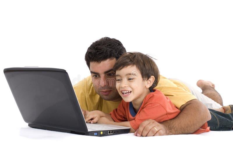 Parents photos libres de droits