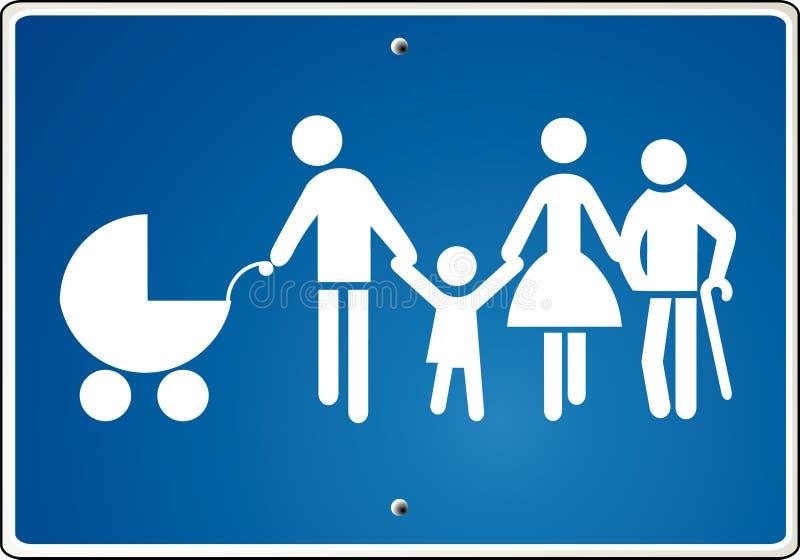 Parents Togetherness Stock Image