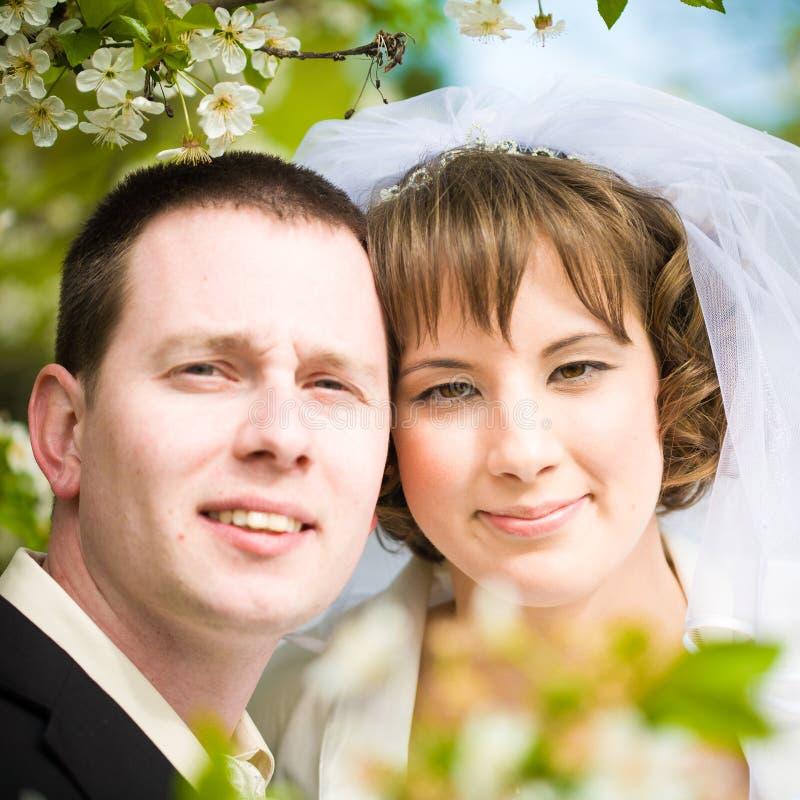 Download Pares do casamento foto de stock. Imagem de atrativo - 29841818
