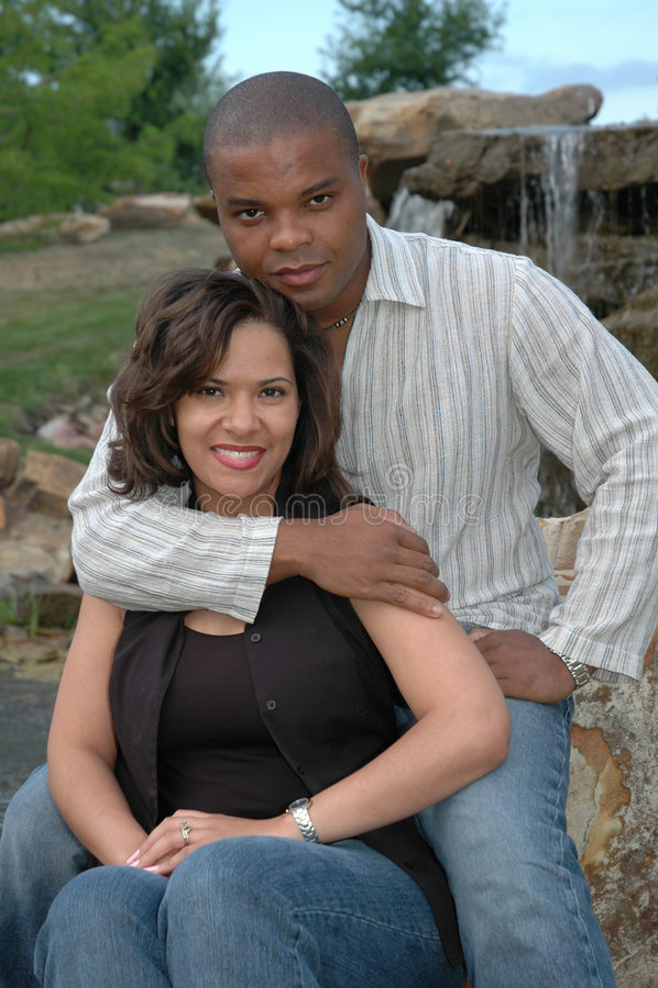 Pares casados felices 3 fotos de archivo libres de regalías