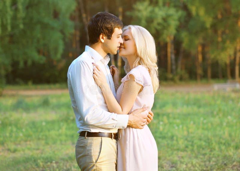 Pares consideravelmente sensuais no amor imagens de stock royalty free