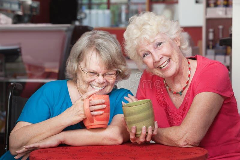 Pares de amigos felices foto de archivo libre de regalías
