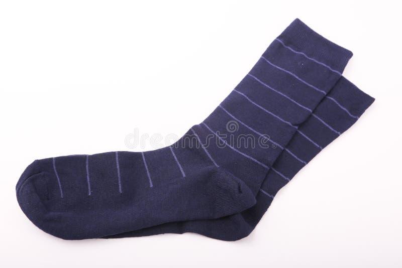 Pares de los calcetines foto de archivo